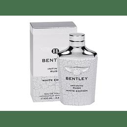 BENTLEY RUSH EDICION WHITE EDT 100ML HOMBRE