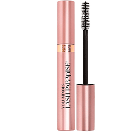 Mascara Voluminous Lash Paradise Negra Lavable L'Oréal Paris