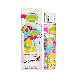 Lovely Kiss 100ML EDT Mujer  Salvador Dali