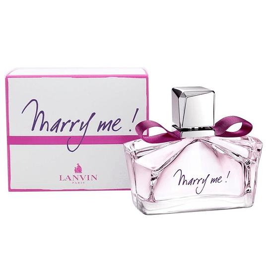 Marry Me 75ML EDP Mujer Lanvin