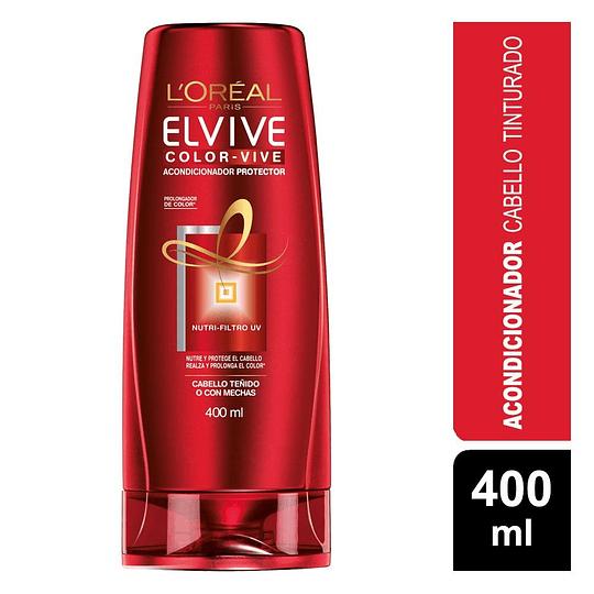 Elvive Acondicionador Color Vive 400 ml M