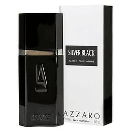Azzaro Silver Black Pour Homme 100ML EDT Hombre Azzaro