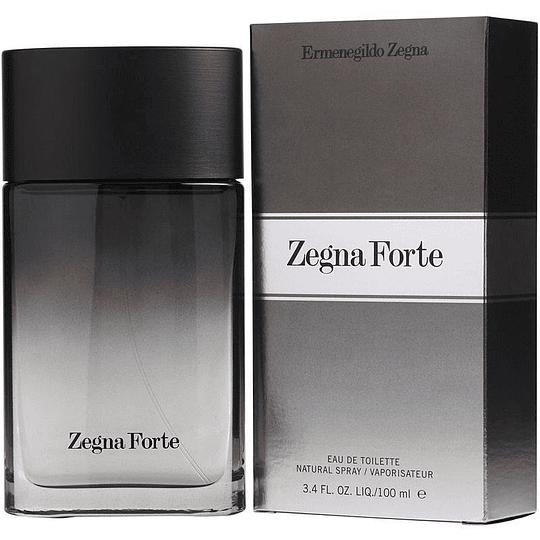 Zegna Forte 100ML EDT Hombre Ermenegildo Zegna