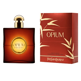 Ysl Opium Edt 90Ml Mujer