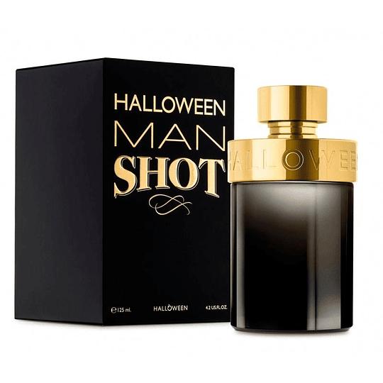 Halloween Man Shot 125ML EDT Hombre Jesus Del Pozo