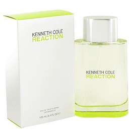 Kenneth Cole Reaction 100ML EDT Hombre Kenneth Cole