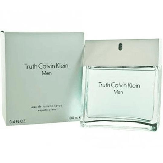 Truth Men 100ML EDT Hombre Calvin Klein