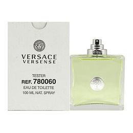 Versense de Versace Tester Edt 100ml Mujer