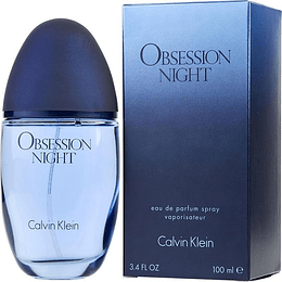 Obsession Night 100ML EDP Mujer Calvin Klein