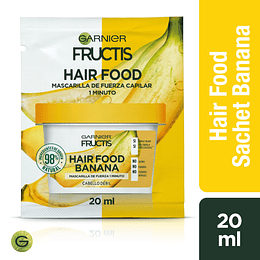 Fructis Hair Food Banana Sch 20 ml