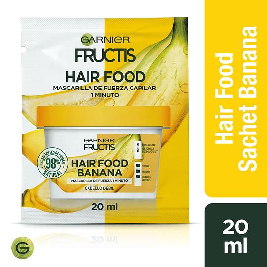 Fructis Hair Food Banana Sch 20 ml