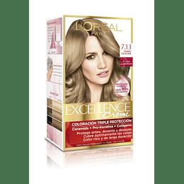 Excellence Blond Le grends Tono 7.13 Permanente