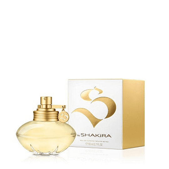 S by Shakira Edt 80ml Mujer
