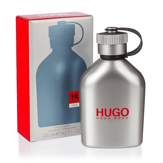 Hugo Boss Iced EDT Hombre 125Ml