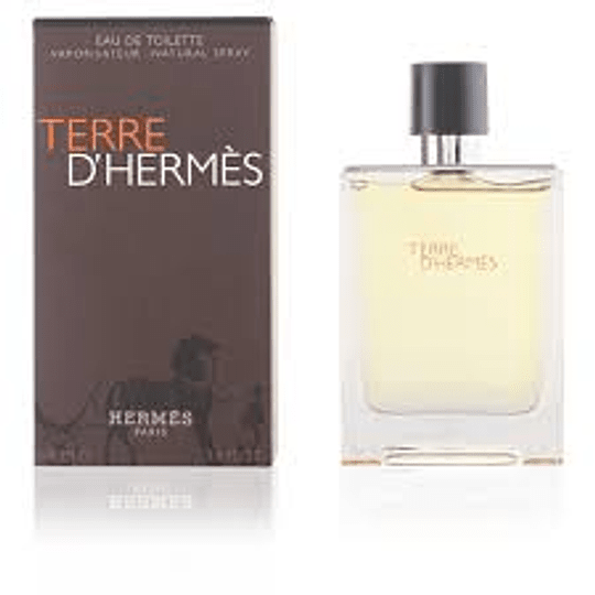 Terre D'Hermes  EDT Hombre 100ML