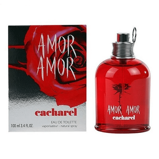 Amor Amor 100ML EDT Mujer Cacharel