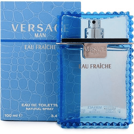 Versace Man Eau Fraiche 100ML EDT Hombre Versace