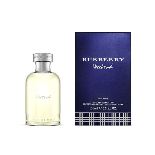 Burberry Weekend Edt 100 Ml Hombre