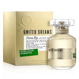 United Dream Big EDT Mujer  80ML