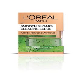 Exfoliante Purificante Azúcares Suaves 50 Ml L'Oréal Paris