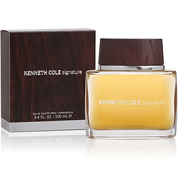 Kenneth Cole Signature Hombre 100ML EDT Kenneth Cole
