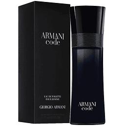 Armani Code Pour Homme EDT 75 ml Hombre