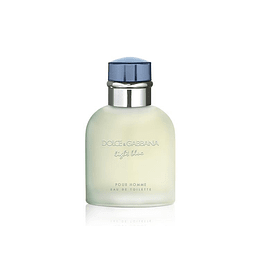 D&G Light Blue Men Edt 125Ml Hombre Tester