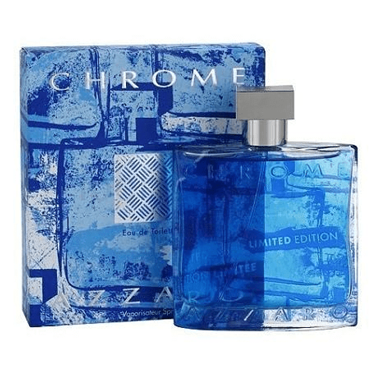 Chrome Limited Edition EDT Hombre 100ml