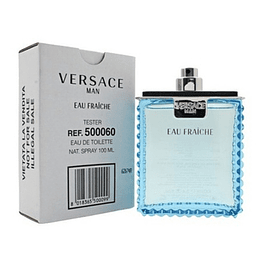 Versace Eau Fraiche Tester 100ml Hombre