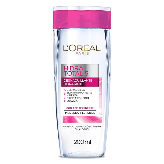 Desmaquillante Hidratante Hidra-Total 5 200 Ml L'Oréal Paris