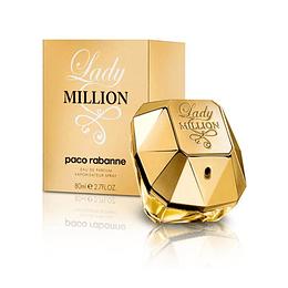 Lady Million 80ML EDP Mujer Paco Rabanne
