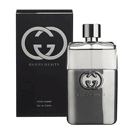Gucci Guilty Pour Homme 90ML EDT Hombre Gucci