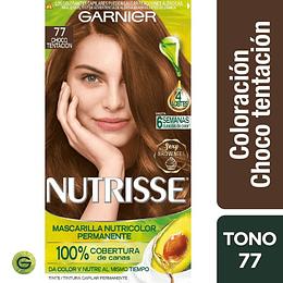 Nutrisse 77 Choco Tentacion 3 Aceites