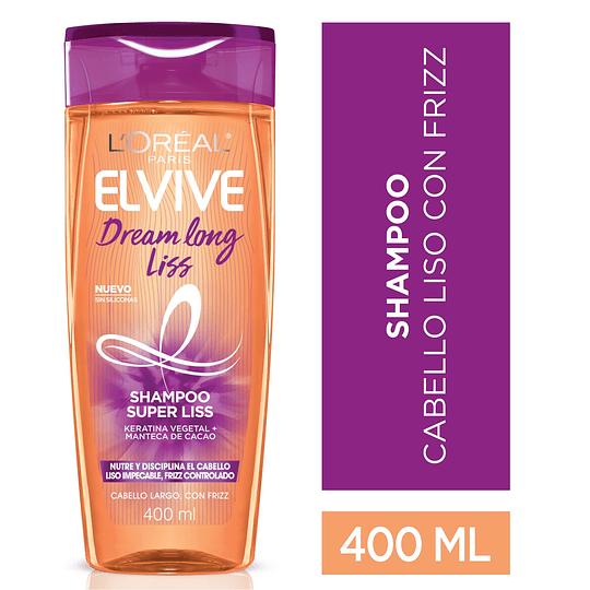 Elvive Dream Lon gr Liss Sh 400 ml