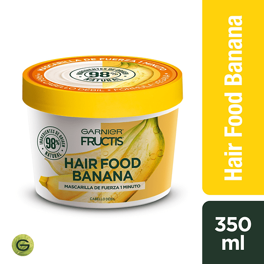 Fructis Hair Food Banana 350 ml