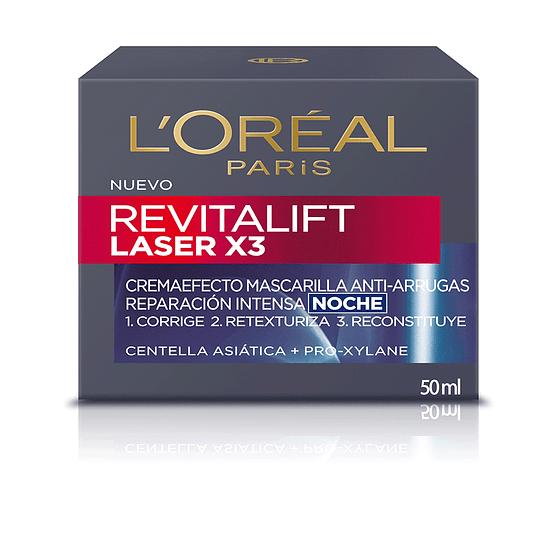 Crema De Noche Revitalift Láser 50 Ml L'Oréal Paris