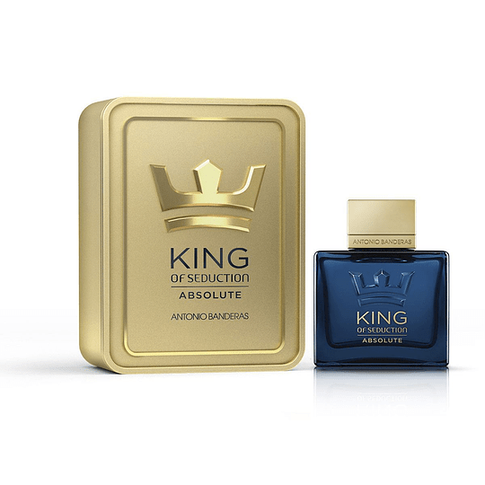 King Of Seduction Absolute Edt Hombre 100ml