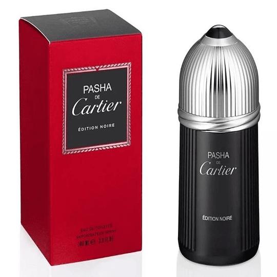 Pasha de Cartier Edition Noir 100ML EDT Hombre Cartier