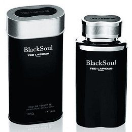 Black Soul 100ML EDT Hombre Ted Lapidus