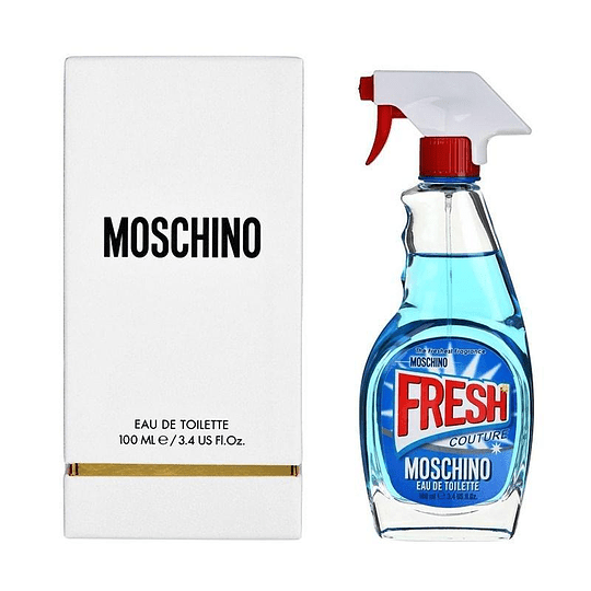 Fresh Couture Mujer 100ML EDT Moschino