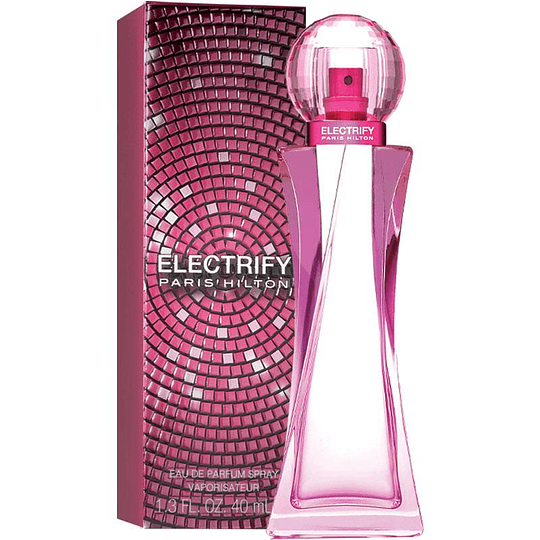 PARIS HILTON ELECTRIFY EDP 40ml MUJER