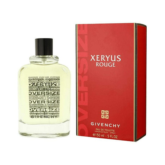 Xeryus Rouge 150ML EDT Hombre Givenchy