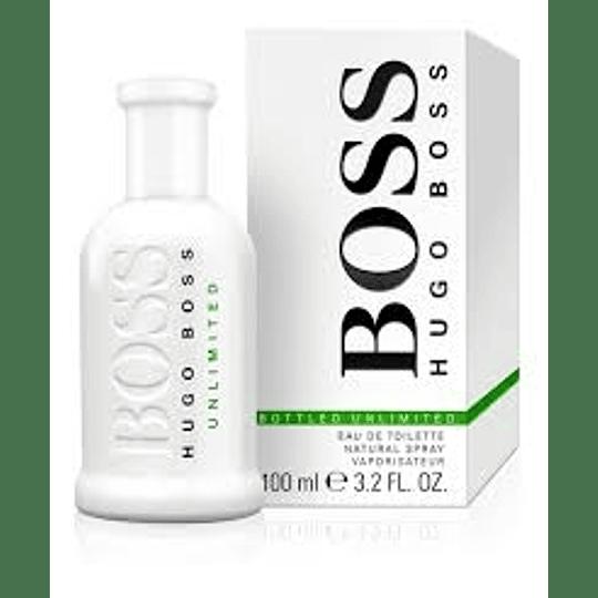 Hugo Boss Unlimited EDT Hombre 100Ml