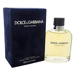 Dolce & Gabbana Pour Homme 200ml Edt
