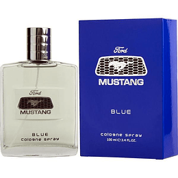 Blue Cologne Mustang Edt100Ml Hombre