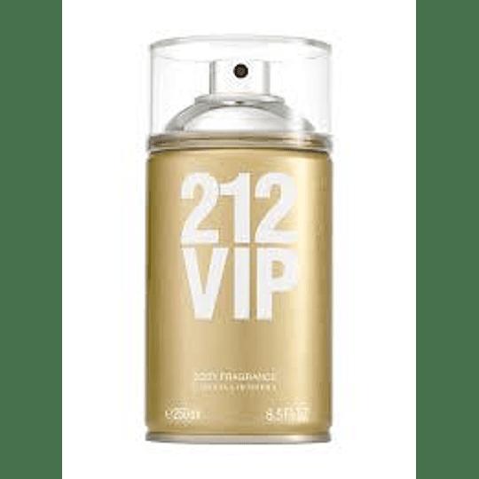 212 Vip Body Fragrance Mujer 250 Ml