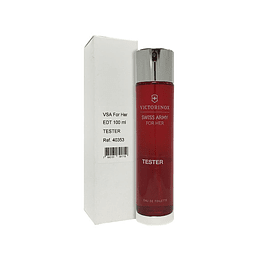 Swiss Army Classic Edt 100Ml Mujer Tester
