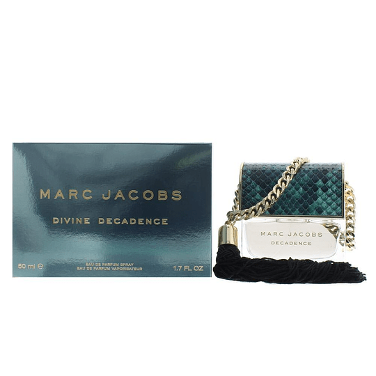 Marc Jacobs Divine Decadence Edp 50Ml mujer