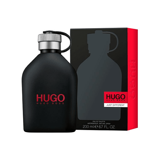 Just Different Hugo Boss Edt 200Ml Hombre