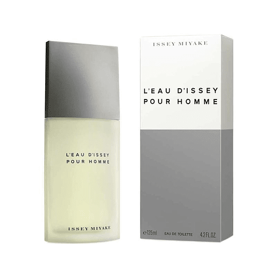 L´Eau D´Issey Pour Homme 125ML EDT Hombre Issey Miyake